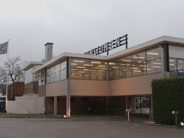 Door Rietveld ontworpen kantoorpand in Zwolle nieuw leven ingeblazen