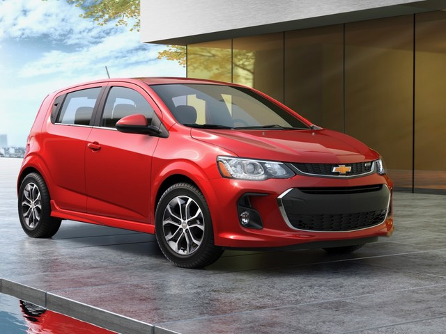 Chevy Sonic is dead after 2020