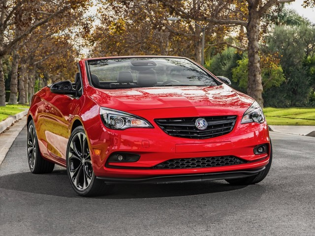 Buick Cascada is dead after 2019