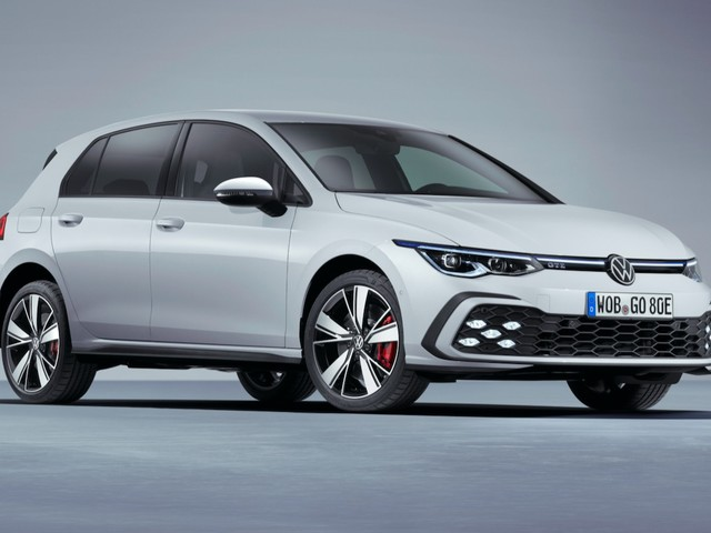 Volkswagen Golf GTE plug-in hybrid might be US-bound