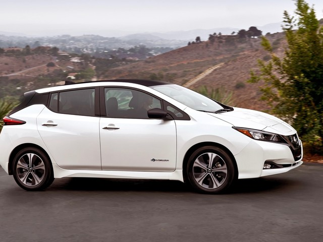 Nissan and Infiniti to introduce six new electric vehicles