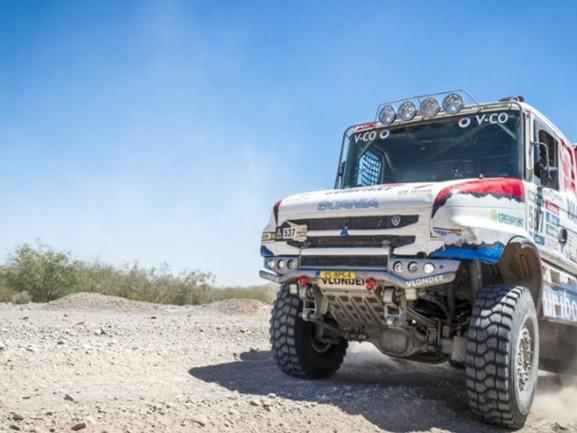 Maurik van den Heuvel naar Dakar Rally met Team De Rooy: 'Sterkste Brabantse team ooit'