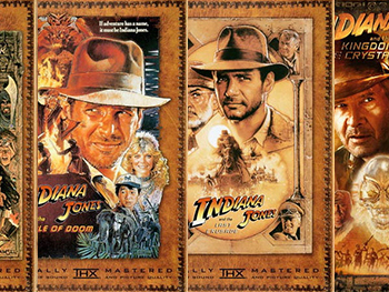 The Indiana Jones Films and Life - A Guest Post By Brad Monastiere
