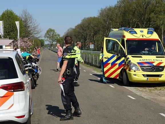 Twee gewonden bij aanrijding in Hardenberg