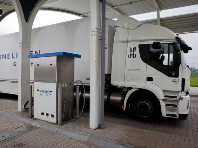 Frankrijk wil speciale tolheffing voor vrachtwagens