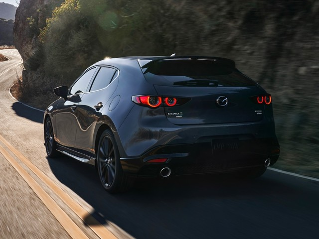 2021 Mazda3 Turbo gets up to 32 mpg
