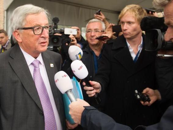 Hoofdpunten uit Junckers toespraak