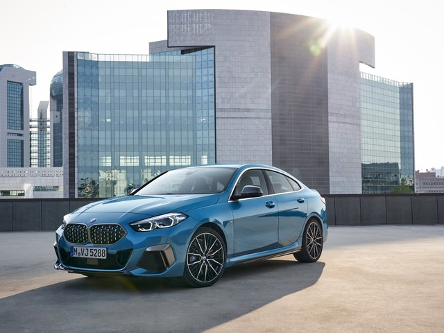 Video: BMW 2 Series Gran Coupe Gets Official Launch Film