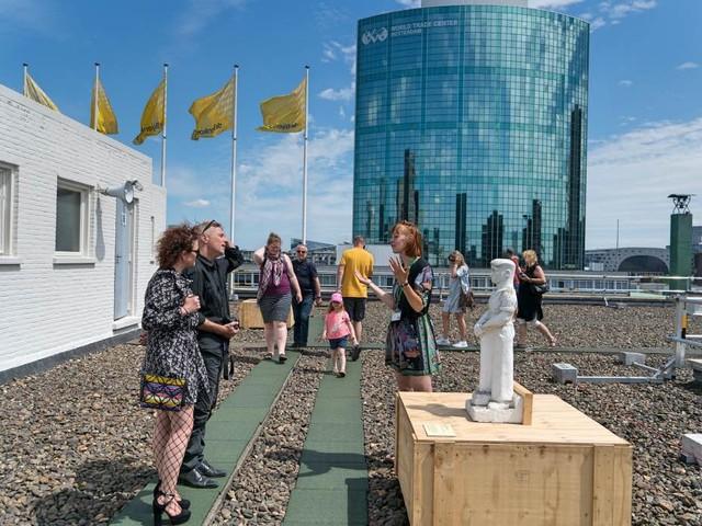 Rotterdam zet zijn daken weer open
