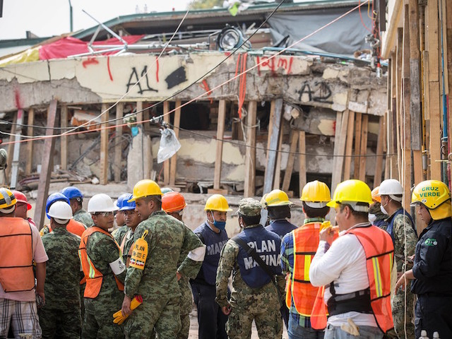 Bueno, Perooo…Mexican Navy Apologizes For False Report About Girl Trapped Earthquake-Collapsed Building