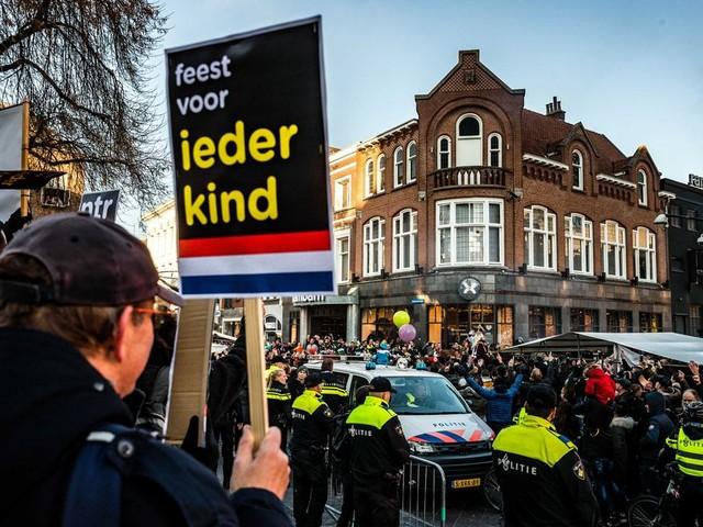 Recht op demonstratie staat onder druk in Nederland