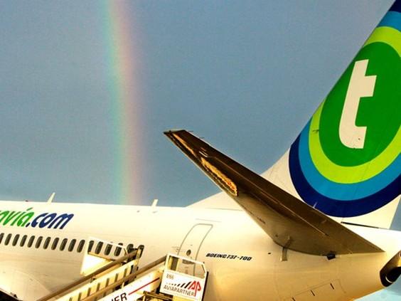 Staking Transavia: maandagochtend geen vluchten vanaf Eindhoven Airport