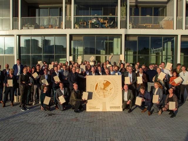 Ruim 80 organisaties tekenen Green Deal convenant Houtbouw