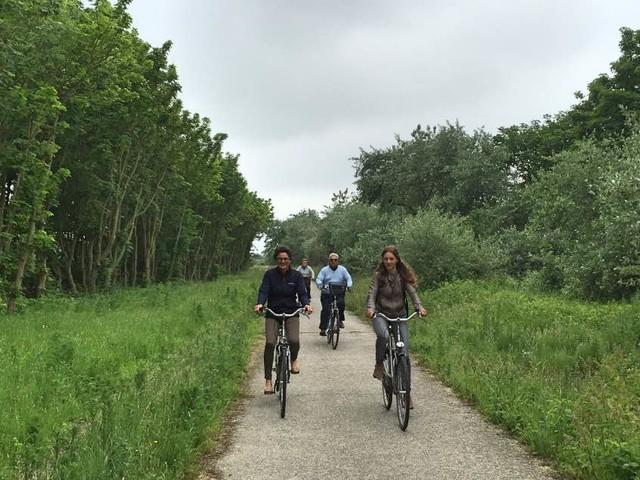 10 nieuwe ANWB Gastvrij punten voor fietsers in Flevoland