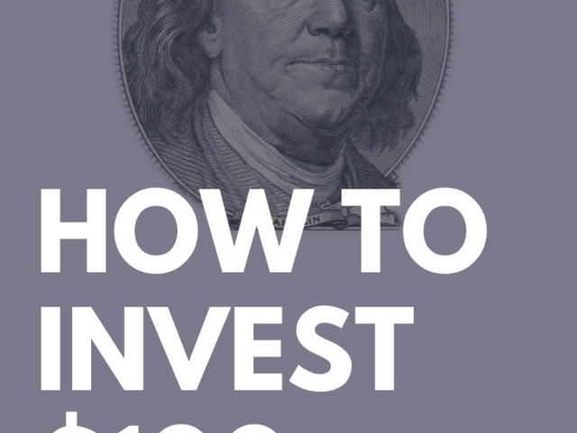 How To Invest $100 (the way a Billionaire recommends)
