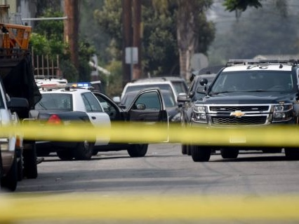 Compton Man Charged With Attempted Murder After Trying To Ambush 2 Cops In Patrol Car [Video]