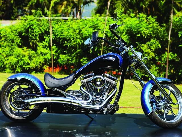 Avantura Choppers Launches Rudra & Pravega In India