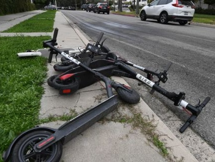 Jesus Take The Handlebars: Man Arrested For Fatally Beating An Elderly Woman With His Electric Scooter