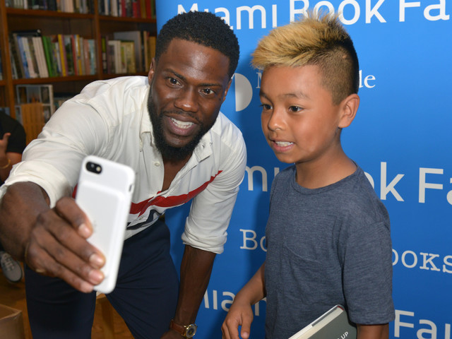 A Gallery Of Times You Couldn't Help But Love Kevin Hart