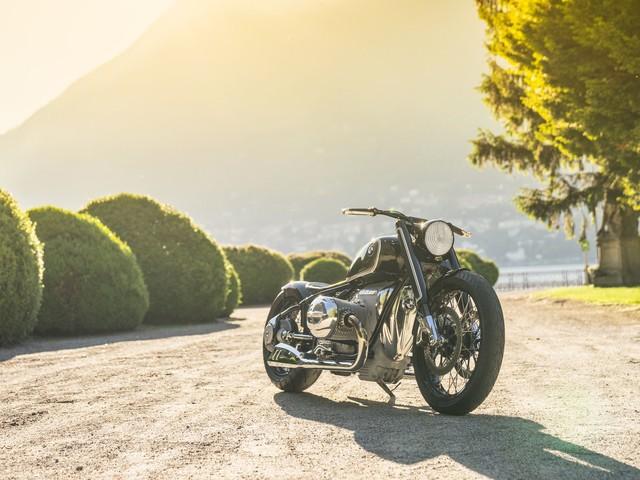 BMW Motorrad Concept R18 will make its world debut at 2019 Concorso d'Eleganza Villa d'Este