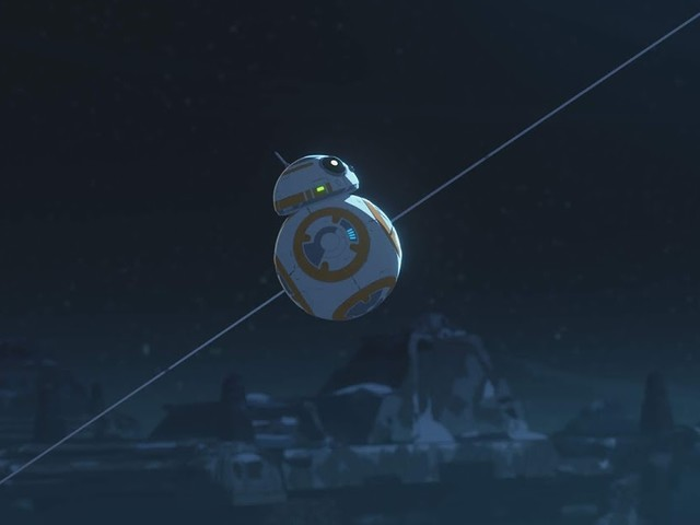 Poe and Kaz Explore the Unknown Regions on the All-New Episode of Star Wars Resistance 2/17 @ 10PM