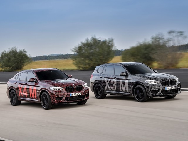 We Should All Be Excited for the BMW X3 M and BMW X4 M