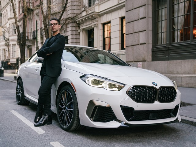 BMW Partners with IMG for New York Fashion Week