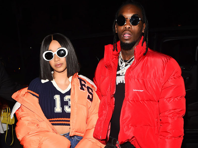 YRNuptials: Cardi B And Offset Have Narrowed Down Song Selects For Their Holy Traptimony