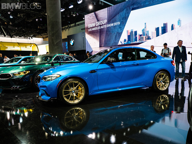 BMW M: The M2 CS weight is the same as the M2 Competition