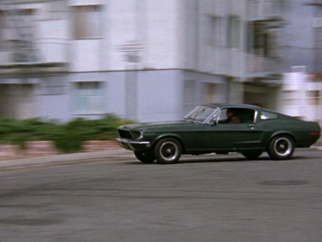 National Historic Vehicle Register Adds Original 1968 Mustang Fastback Bullitt