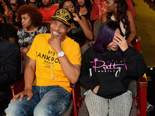 No Isht Sherlock: The Hustling Harrises Tiny And T.I. Are Co-Habitating Again After Calling Off Divorce