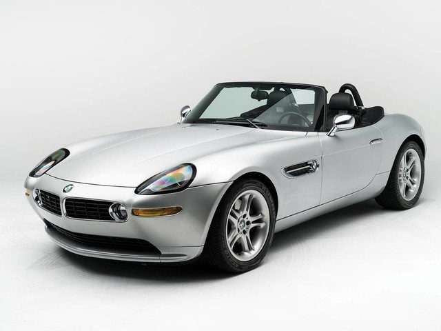 Steve Jobs' BMW Z8 sports car goes up for auction