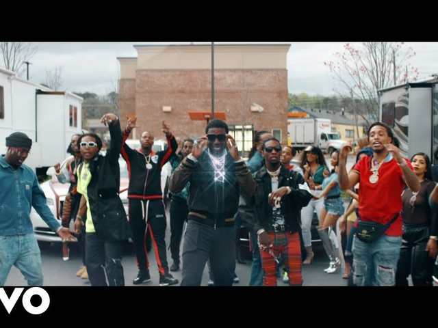 """Migos & Lil Yachty """"Intro"""" Video Feat. Gucci Mane"""