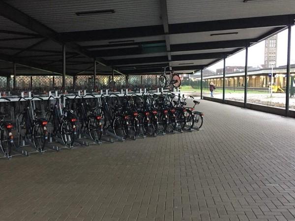 Aandacht gevraagd voor duizend 'nieuwe' fietsenstallingen in Enschede