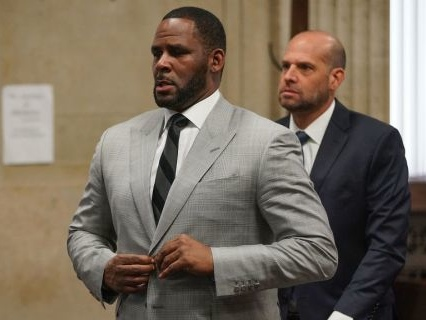 Who's Gonna Tell Her? Woman Who Posted $100K Bond for R. Kelly Wants Her Money Back Since He's Been Indicted