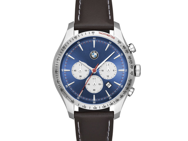 Watches & Cars: BMW partnering with Fossil for new watch collection