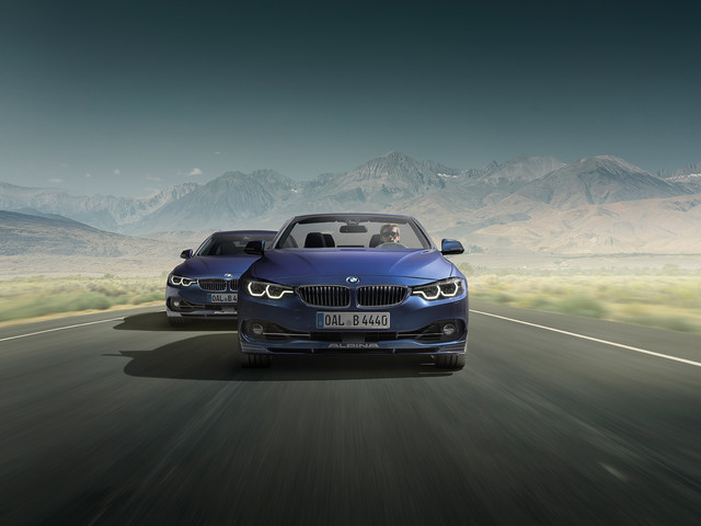 Video: The BMW ALPINA B4 S Biturbo Facelift Shines in new Ad