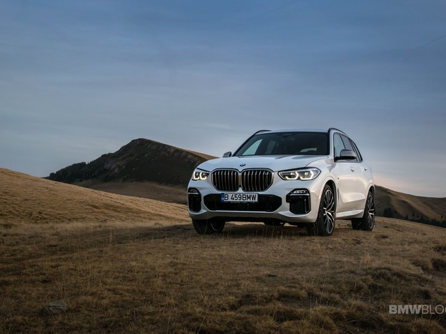 TEST DRIVE: 2019 BMW X5 M50d – The Turbo Monster