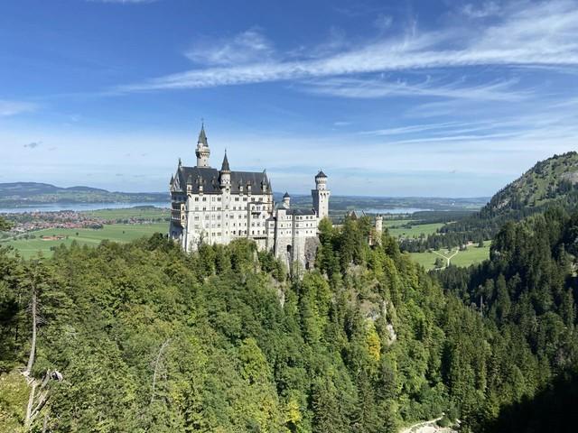 De 100 populairste reisbestemmingen in Duitsland