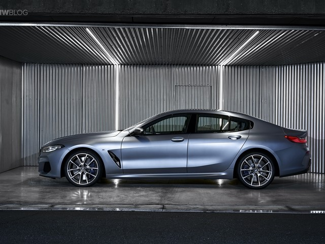 One-on-One with the BMW 8 Series Gran Coupe – EXCLUSIVE FIRST LOOK