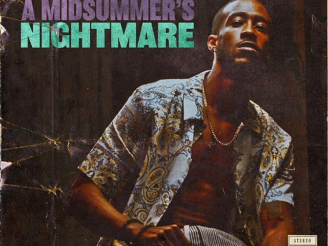GQ & 9th Wonder Release 'A Midsummer's Nightmare' EP