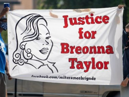 """Sad But Not Surprised: Breonna Taylor's """"Justified"""" Killer Cops Get Off Scot-Free, Grand Jury Indicts 1 Officer On """"Wanton Endangerment"""" Of OTHERS"""