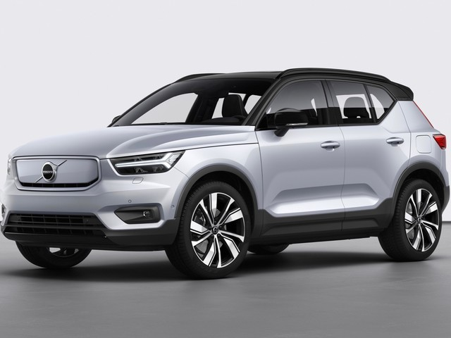 Electric Volvo XC40 Recharge P8 AWD orders are off to a good start