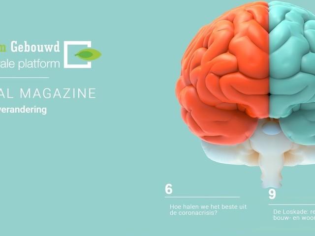 Nieuw: digitaal magazine Gedragsverandering