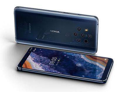 Nokia 9 PureView heeft vijf camera's aan achterzijde