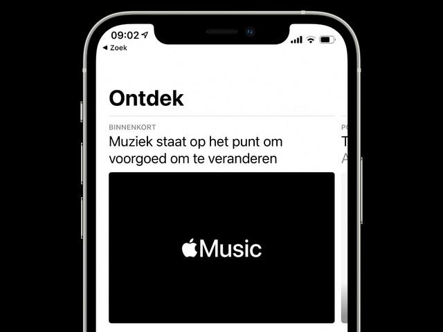 Muziek-app hint naar Apple Music HiFi met korte teaservideo