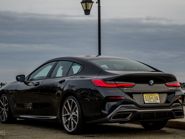 TEST DRIVE: BMW M850i Gran Coupe — Great but not BMW's Best Four Door
