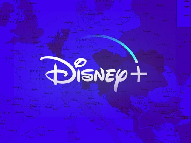 Disney+ Coming To Europe (and the UK) March 24th