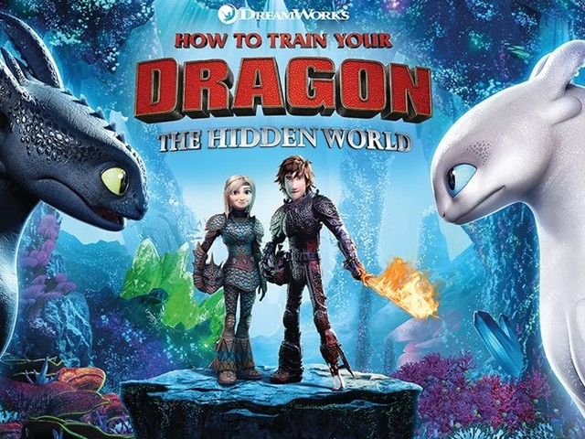 "Movie Review: ""How To Train Your Dragon 3"" Sets A New Standard For Eye Popping Animation"