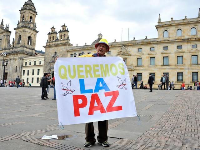 De vrede in Colombia is gereanimeerd, maar nog lang niet gered